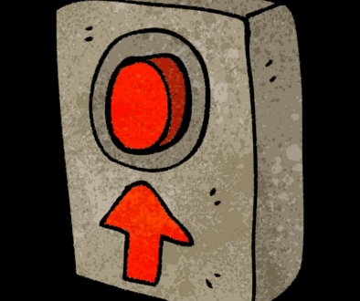 Push-button-retro