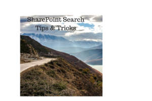SharePointSearch Tips